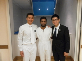 Prisen, Elder Teh and I